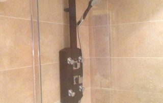 Shower Head Fitted