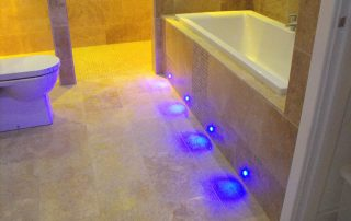 Bathtub Lights