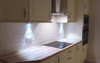 Kitchen Lighting Fitted
