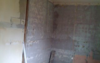 Toilet Joinery & Construction