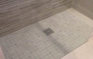 Wet Room Tiled